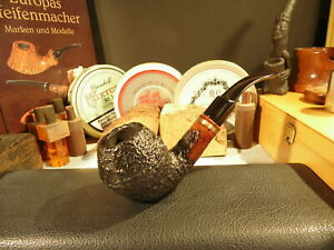 Made in Italy  Estate Pfeife smoking pipe pipa  Unberaucht, unsmoked