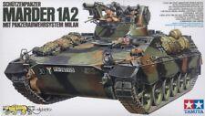 Bundeswehr Schützenpanzer Marder 1A2 mit Milan - 1:35 - Tamiya 35162