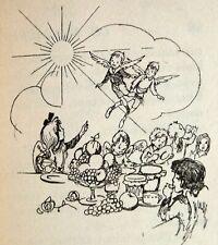 GRAVURES.POULBOT. LE MASSACRE DES INNOCENTS + LES GOSSES DANS LES RUINES