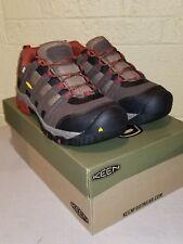 New Men's KEEN Utility  Low Steel Toe Work Boot WaterProof Keen Shoes Size 10 W