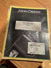 John Deere 9400,9500,9600 Combines Operator Manual Omh161694
