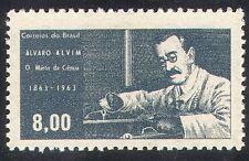 Brazil 1963 Alvaro Alvim/Medical/Health/Welfare/Science/People 1v (n38113)