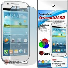 3 Film For Samsung Galaxy Express i8730 Protector Save Screen Display