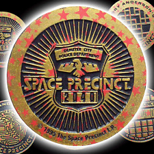 POGS 1995 Full Set SPACE PRECINCT KINIS SLAMMERS Red Star - POG SHOP
