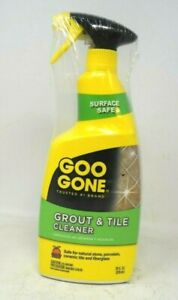 Goo Gone 2054A Grout & Tile Cleaner, Trigger Spray, 28 Oz