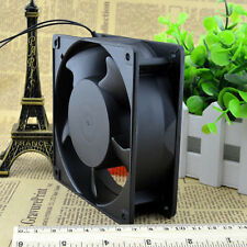 NEW 120*120*38mm 220V Motor Cooling Fan Chassis Computer Case Air Cooler+2 Wires