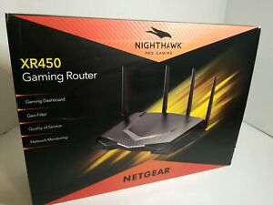 NETGEAR Nighthawk Pro Gaming XR450 2400 Mbps Wireless Router