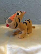 Vintage Disney Sears Stuffed Animal Wood Saw Dust Tigger