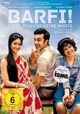 Barfi! Liebe braucht keine Worte - Bollywood DVD NEU + OVP!