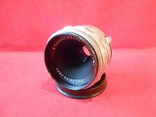 Objektiv Lens Tessar 2,8/50mm für Praktina