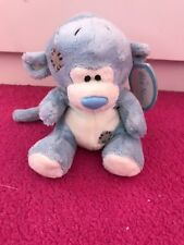 My Blue Nose Friends- Tatty Teddy- Coco The Monkey- No. 13- New With Tag