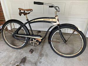 "Colson Commander boys 26"" bicycle 40s-50s"