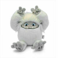Abominable Monster White Snowman Plush Toy Soft Stuffed Doll Kids Gift US