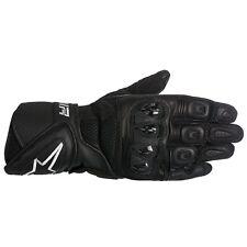 Alpinestars SP AIR  Black Glove Leather Motorbike Motorcycle Race Summer Gloves