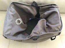 Bugaboo cameleon gray Stroller Underseat Storage Bag Basket frog dark grey parts