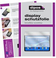 2x Schutzfolie für Lenovo Tab M10 FHD Plus klar Displayschutzfolie Folie Display