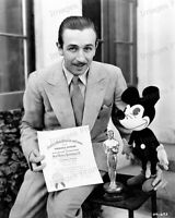 8x10 Print Walt Disney Special Award Creation of Mickey Mouse 1934 #WDSA