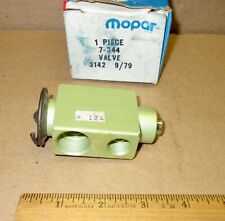 New  a/c H-block expansion valve fits various 1968-1977 Ford vehicles