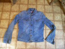 Tommy Hilfiger Distressed Denim Jean Jacket--Kids Size Large/Women's Medium Blue