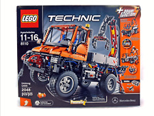 NEW SEALED LEGO 8110 TECHNIC  MERCEDES BENZ UNIMOG U 400 RARE XLNT