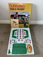Subbuteo International Edition Table Rugby Wales versus Scotland - Complete