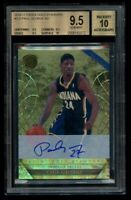 2010-11 Panini Gold Standard Paul George /299 Rookie Auto BGS 9.5 10 Surface RC