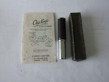 More details for otis king calculator + box + instructions.