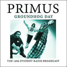 PRIMUS New Sealed 2017 UNRELEASED 1989 COLLEGE RADIO LIVE CONCERT CD