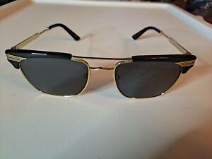 Gucci GG0287S-001 52 Men's  Sunglasses -  Retail $465  - NO RESERVE AUCTION  !!!