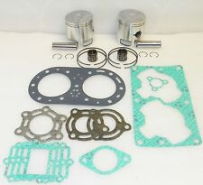 WSM Tiger Shark 770 Piston Top End Rebuild Kit 010-851-10 - CHECK FOR SIZES