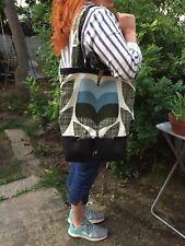 ORLA KİELY STEM LEATHERTOTE BAG-WOMENSHOPPING BAG-SHOULDER BAG-HANDMADE