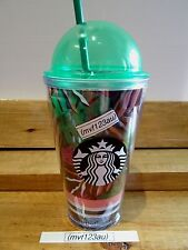 STARBUCKS Drink Tumbler - COLD DRINKS ONLY