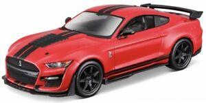 Ford Shelby GT500 2020, Bburago Rue Fire 1:3 2, Neuf