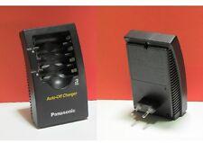 caricabatteria rapido Panasonic per pile stilo e ministilo NiMh e NICd