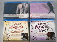 24 CDs - 4 x Fantasy Hörbücher Paket Hörbuch Jugendbuch Vampire Dawna - Neu