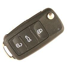 Skoda Remote Key 3T0 837 202 H Cut to Code, Citigo, Fabia, Octavia, Suberb, Yeti