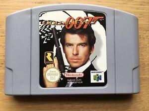 Goldeneye 007 Nintendo N64 Game PAL Cart Only