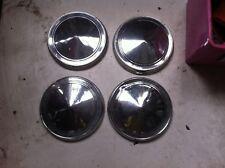 XA XB Falcon hubcaps set of 4 FORD XC