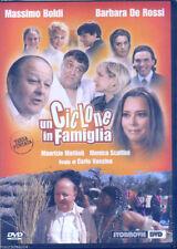 Un Ciclone in Famiglia vol.3 (2005) DVD NUOVO Massimo Boldi. Barbara De Rossi