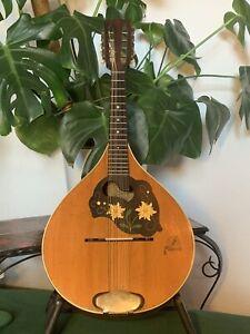 Framus Mandoline Vintage 60er Jahre selten
