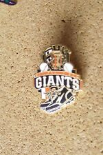 1995 SF San Francisco Giants mitt balls spikes lapel pin c35041