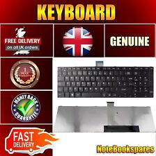 NEW C855 TOSHIBA SATELLITE PRO REPLACEMENT LAPTOP KEYBOARD WITH FRAME