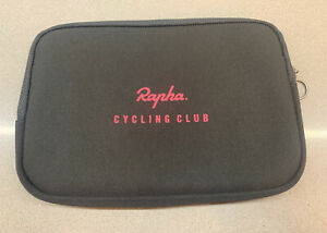 Rapha RCC Club Essential Case Black One Size Ltd Edition Brand New Packed