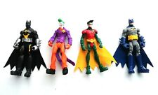 "2012 Mattel / DC Comics ~ Batman ~ SET OF 4 FIGURES ~ 4"" Action Figure"