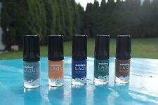 5 x edding L.A.Q.U.E. a`8ml  Nagellack Nail Lacquer versch. Farben Neu Toppreis