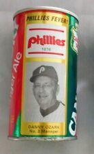 Danny Ozark Philadelphia Phillies 1976 Canada Dry Soda Can Used