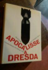 David Irving Apocalisse a Dresda Bombardamenti febbraio 1945 Mondadori Sec. Guer
