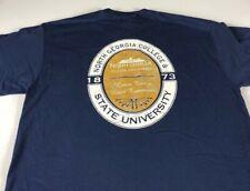 North Georgia College & State University T-Shirt Adult SZ S/M Nighthawks Alumni