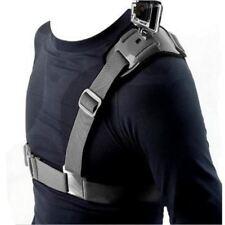 Adjustable Universal Single Shoulder Strap Grip Mount Chest Harness Belt Travel