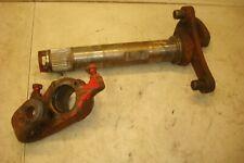International Ih Farmall Gas 706 Hitch Load Shaft Amp Bracket